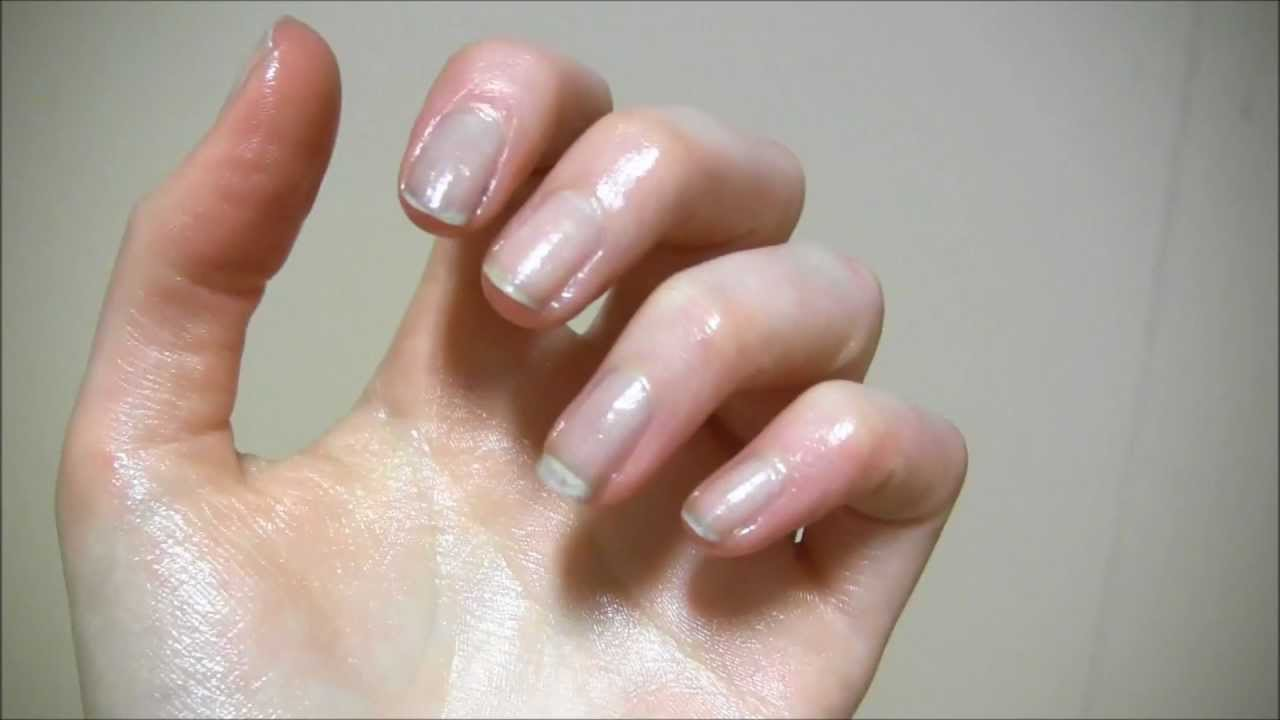 How To Easily Remove Nail Polish Without Damage Perfect For Brittle And Long Nails