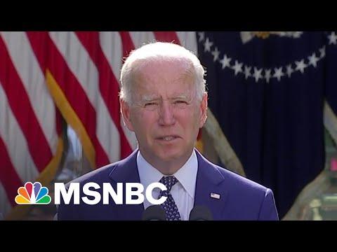 Biden Thanks Officers For Defending Capitol, Constitution On Jan. 6