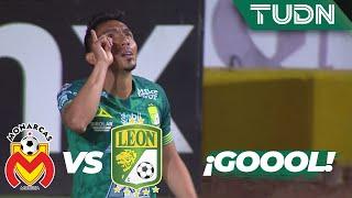 ¡Goool de Mena! ¡Qué partidazo! | Morelia 1 - 2 León | Liga Mx - AP 19 - Cuartos | TUDN