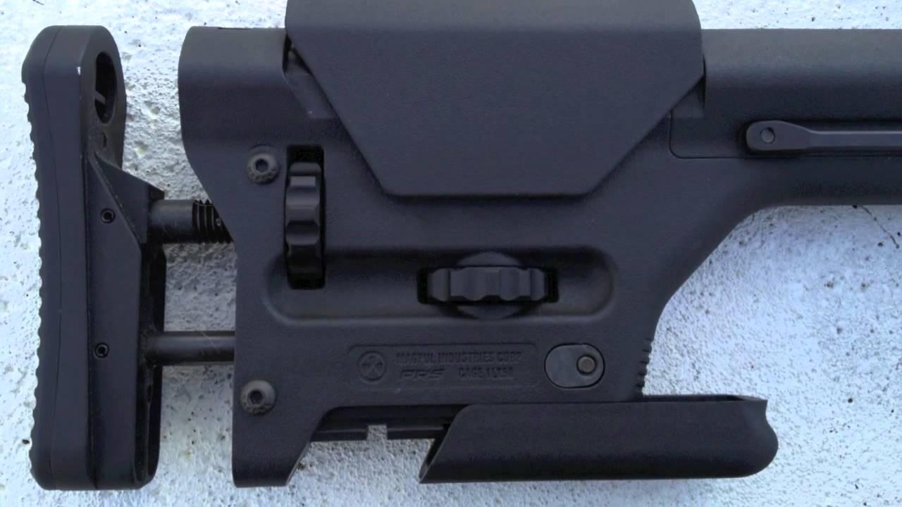 GunReports com Video: FAR-308 Phantom by Fulton Armory