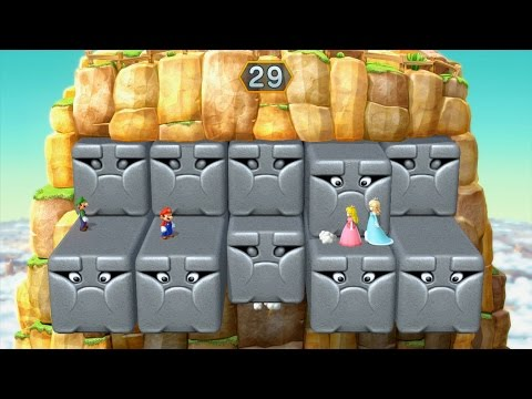 Mario Party 10: Luigi wins by doing absolutely nothing