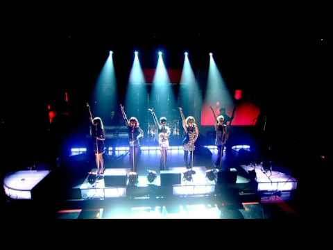 Girls Aloud - The Promise (Live on Friday Night with Jonathan Ross)