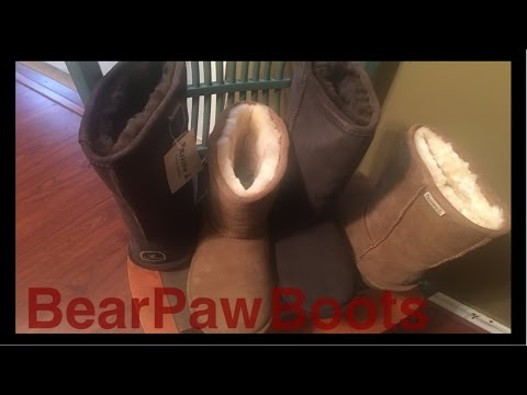 Bearpaw Boots / Review