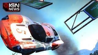 Burnout Developer Criterion Reveals New 'Action Sports' Game E3 2014 IGN News