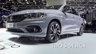 Fiat tipo 5porte s-design - salone di ginevra 2017  | fiat