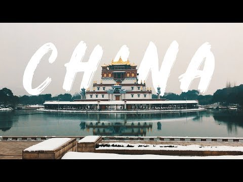 10 days in CHINA