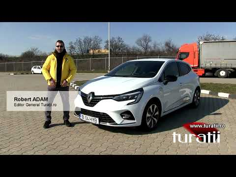 Renault Clio SL E-TECH Hybrid video 1 of 2
