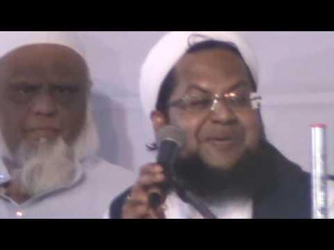 Mufti Harun Nadvi Sahab At Daman 29 12 2016  Part 12