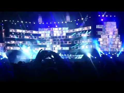 Muse Concert @ Nice 2013-06-26, Stockholm Syndrome