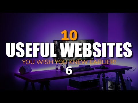 10 Useful Websites You Wish You Knew Earlier! 6