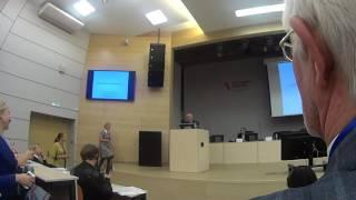 Как декан химфака МГУ испугался вопроса от Рыбникова Юрия Степановича