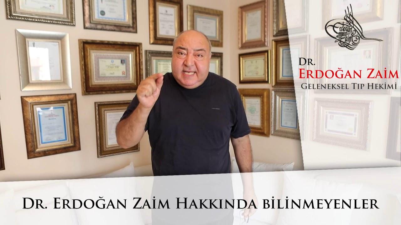 Dr Erdogan Zaim Hakkında Bilinmeyenler - YouTube