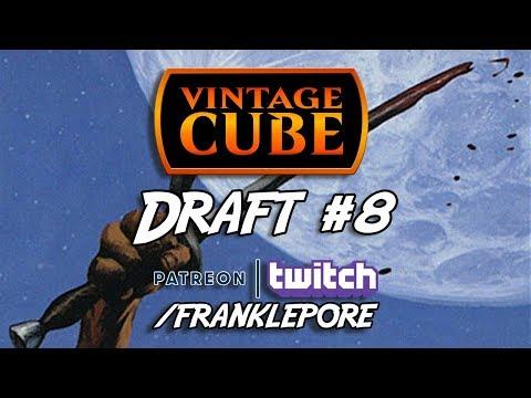 (Magic Online) Vintage Cube Draft #8 - 6/18/18