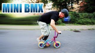 DIE COOLSTEN MINI BMX BIKES FÜR KINDER & ERWACHSENE | Rocker Review - Test - Tricks [Deutsch/German]