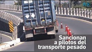 Accidente en San Cristóbal | Sancionan a pilotos del transporte pesado | Prensa Libre