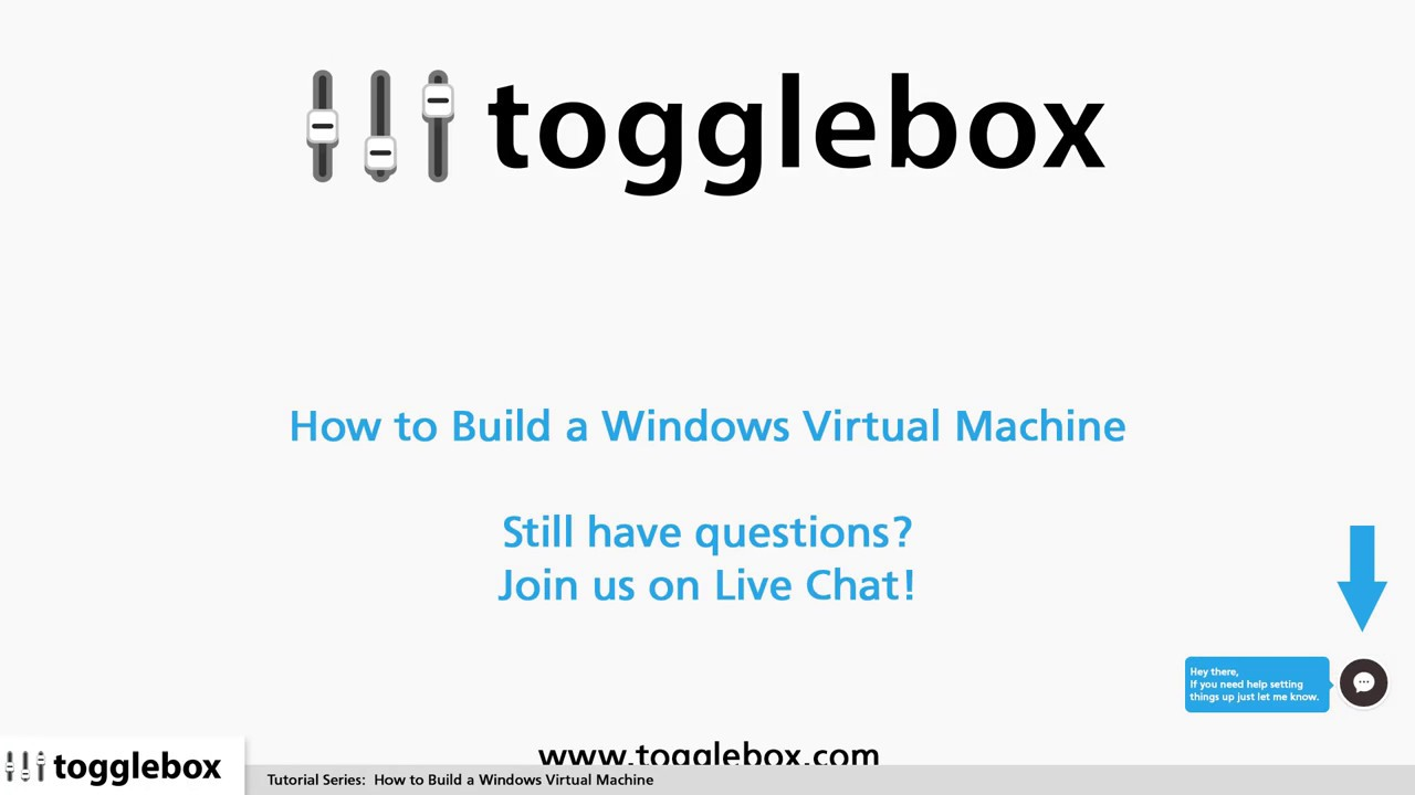 Cheap Cloud Servers - Cloud and VPS Hosting by Togglebox