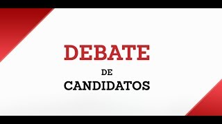 Segundo Debate de Candidatos a Lima del JNE