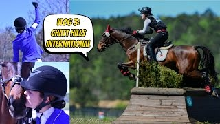 Horse Show Vlog 3: The Time We Won 4th Place in Our First CIC1*