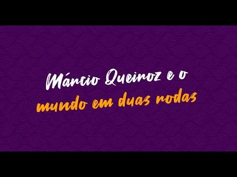 """""""Banco de Talentos - episódio 05 - Márcio Queiroz e o mundo em duas rodas"""""""