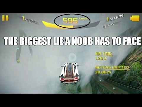 FUNNY MEMES AND PICS RELATED TO ASPHALT 8 PART 6
