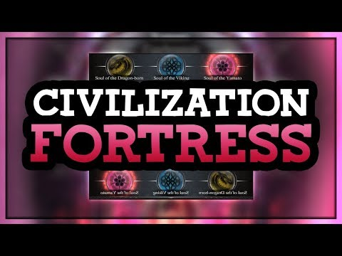THE CIVILIZATION FORTRESS - GAIN CRYSTALS FOR ANCESTRAL SPIRIT - UPDATE - Clash of Kings