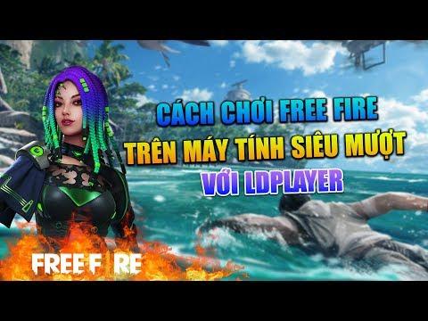 [Free Fire] Cách Chơi FREE FIRE Trên Máy Tính Siêu Mượt   Sỹ Kẹo
