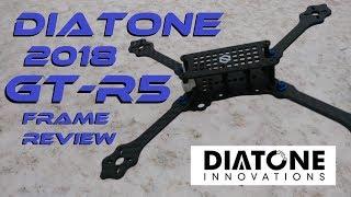 Diatone 2018 GT-R5 Frame Review