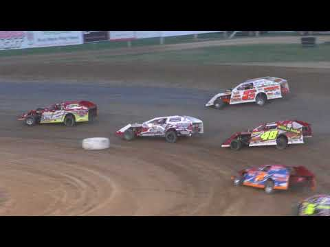 7 28 18 Modifieds Feature Lincoln Park Speedway