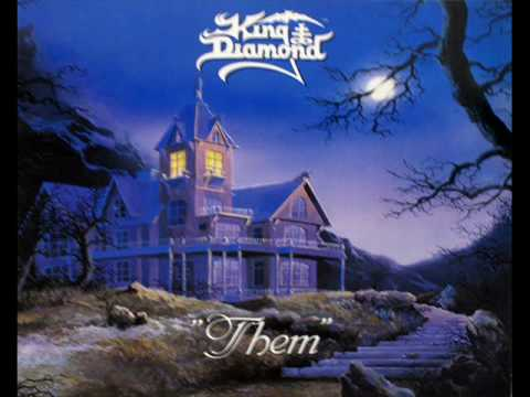 The Invisible Guests (Rehearsal) - King Diamond