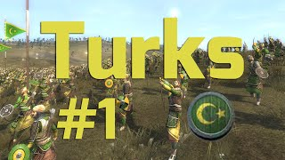 Let's Play Medieval 2 Total War - Turks - Part 1: The Rise of a Empire