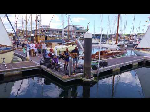 Sutton Harbour Plymouth. Classic Boat Rally 24th 27th July 2015  Part 4