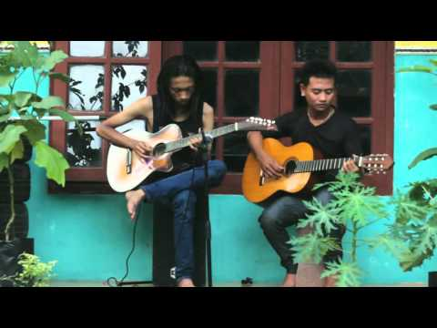 Tony Q - Kangen Reagge (Cover by Wahyu and Risang Gotho)
