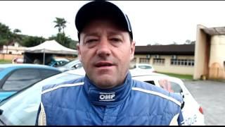 Sidinei Broering   Sobre o reingresso da dupla   Rally de Morretes 2016