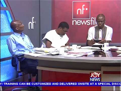 $72M Software Scam @ SSNIT - Newsfile on JoyNews (21-4-18)