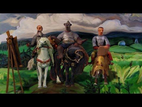 Мультфильм про кировскую область