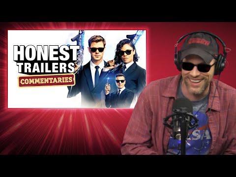 Honest Trailers Commentary   Men In Black: International