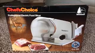 Food slicer Chef