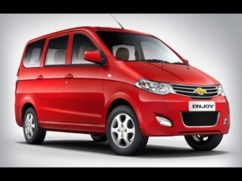 Chevrolet Enjoy Full View