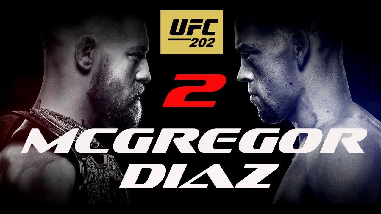 McGregor vs Diaz - Fight Highlights |  Макгрегор - Диаз - лучшие моменты боя
