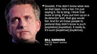Here's why ESPN suspended Bill Simmons