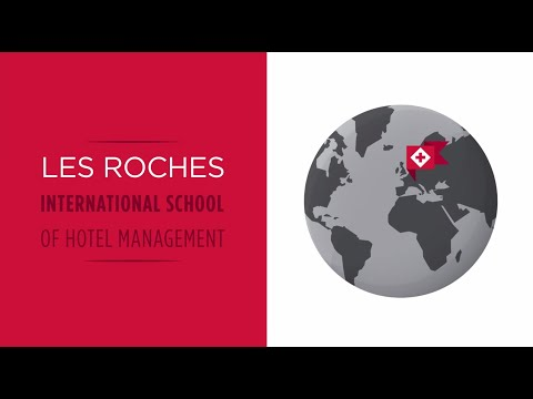 Les Roches in 40 seconds