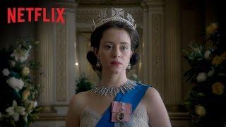 《王冠》- 主預告 - Netflix