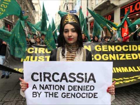 Circassia - Адыгэ Хэку - شركيسيا - Черкесия