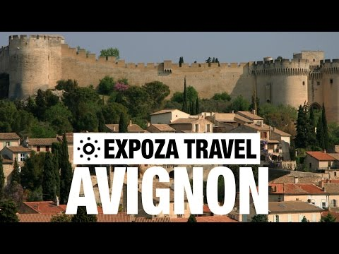 Avignon Vacation Travel Video Guide