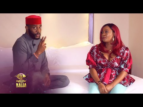 BBNaija Gist:'I was actually considering him. Didn't know he was taking offers!'–Lucy | Africa Magic