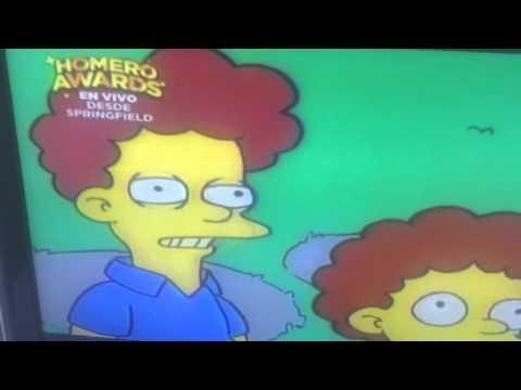 Los Simpsons - Las mentiras hacen llorar al niño dios