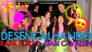 DESENCALHANDO DUPLO !!! RAFA PORTO E DJ GABI CAVALLIN PARTICIPACAO GKAY !!!