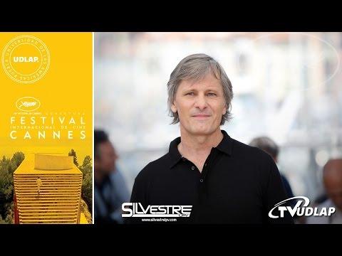 Viggo Mortensen en entrevista con Silvestre López Portillo y trailer Captain Fantastic | TVUDLAP