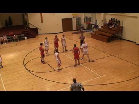 FBCS vs Licking County Christian Academy (Holiday Tournament) 12/30/11