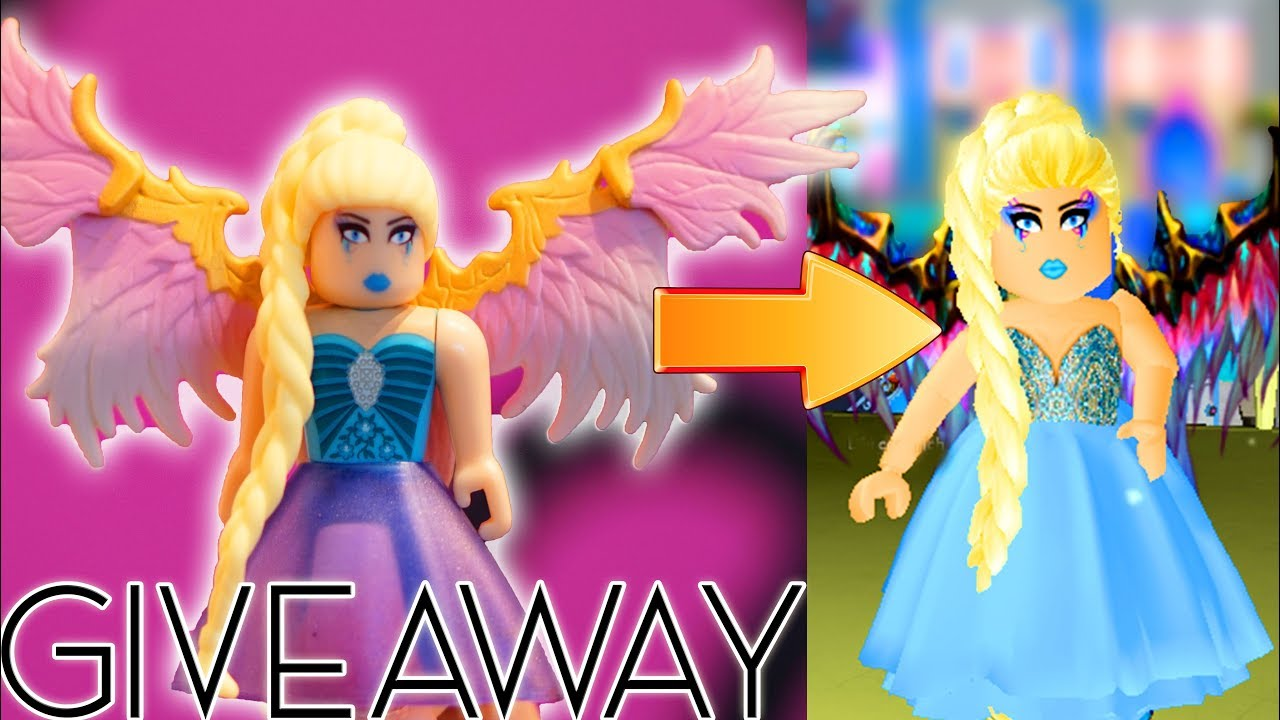 Buying The New Royale High Enchantress Toy Irl Giveaway Youtube